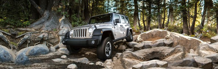 2017 JEEP® WRANGLER UNLIMITED