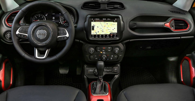 Novo Jeep Renegade 2019 Interior Jeep Pt